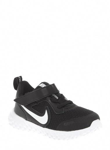 Nike Unisex Bebek Siyah Spor Ayakkabı BQ5673 - 003 NIKE REVOLUTION 5 (TDV) Siyah